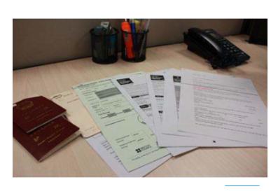 办理法国商务签证都需要哪些材料?