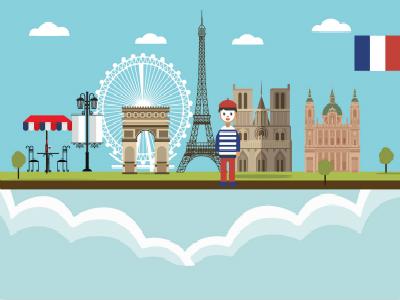 法国探亲签证需要提供哪些材料?多吗?